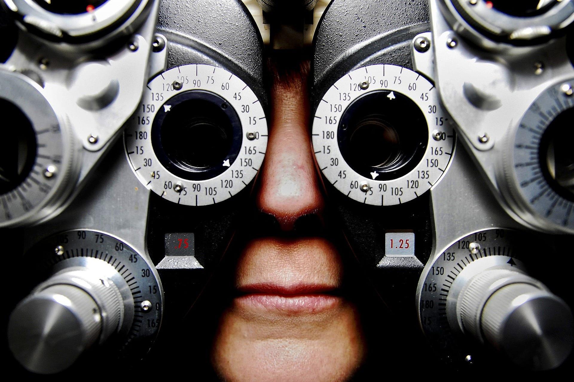 Intolerancia de las lentes de contacto-Lentes esclerales