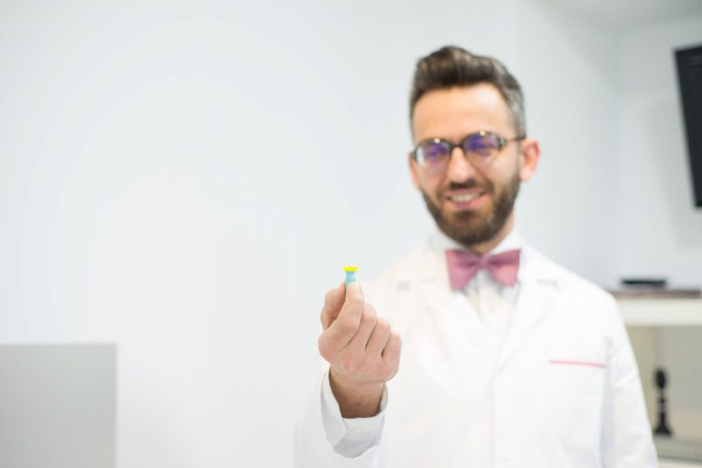 Aplicaciones de las lentes esclerales
