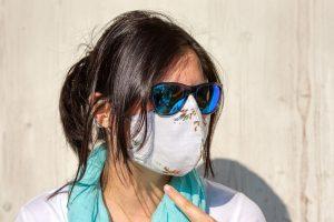 Lentillas durante el coronavirus y gafas de sol-Lentes Esclerales